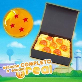 Bolas de Dragón 7,8cm Escala Real Set - Dragon Ball Z