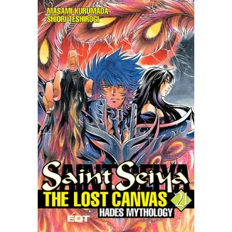 Saint Seiya - The lost canvas #21