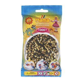 Bolsa de Hama midi bronce de 1000 piezas Nº 207-63