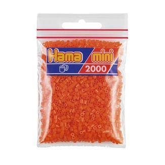 Hama Mini Bag 2000 orange pieces No. 501-04