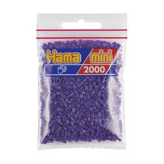 Hama Mini Bag 2000 violet parts No. 501-07