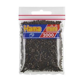 Hama Mini Bag 2000 brown pieces No. 501-12