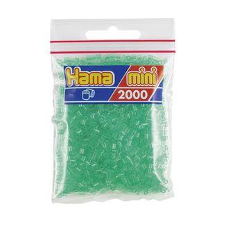 Hama Mini Bag 2000 green transparent parts No. 501-16