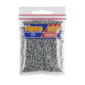 Hama Mini Bag gray 2000 pieces No. 501-17