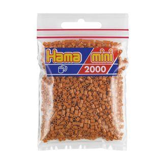 Hama Mini Bag 2000 brown pieces No. 501-21