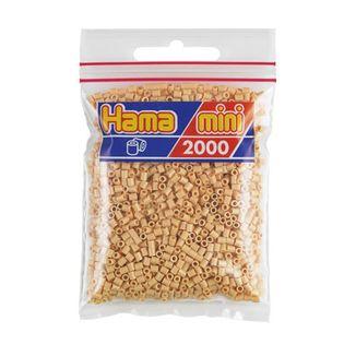 Hama Mini Bag 2000 beige pieces No. 501-27