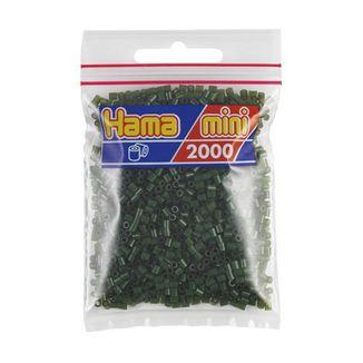 Hama Mini Bag Olive 2000 pieces No. 501-28