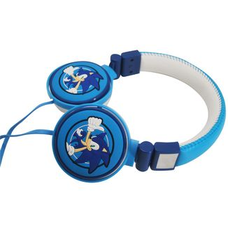 Auriculares Sonic Gaming 3D Blue