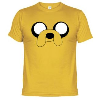 Camiseta Hora de Aventuras - Jake