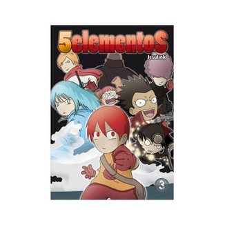 5 Elementos #03