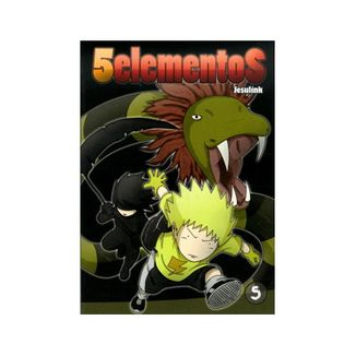 5 Elementos #05