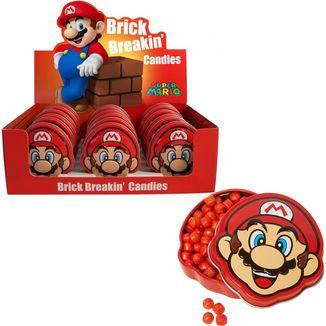 Caramelos NINTENDO - Bombóns Brick Breakin Candies