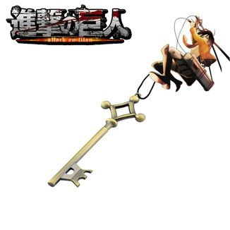 Attack the Titans necklace - Key of basement