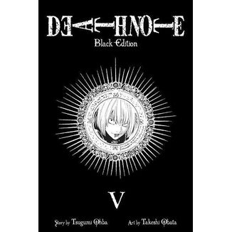 Death Note Black Edition #05 Manga Oficial Norma Editorial