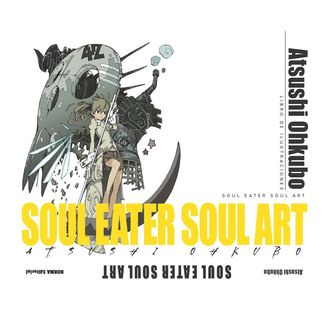 Soul Eater - Soul Art (Spanish) Oficial Norma Editorial