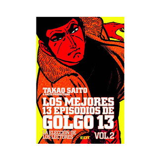 GOLGO 13 VOL.2 (EDICION CARTONE)