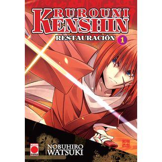 Rurouni Kenshin: Restauración #01