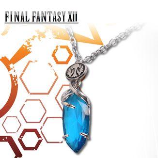 Colgante Final Fantasy X-2 - Yuna Azul