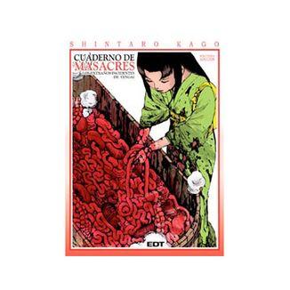 Cuaderno de masacres / Los extraños incidentes de Tengai (Spanish)