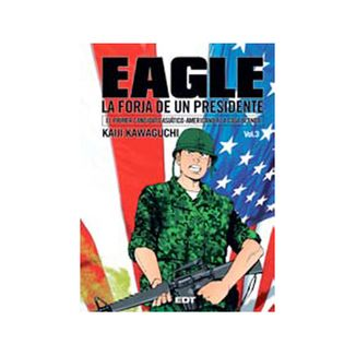 Eagle #03 (Cartoné)