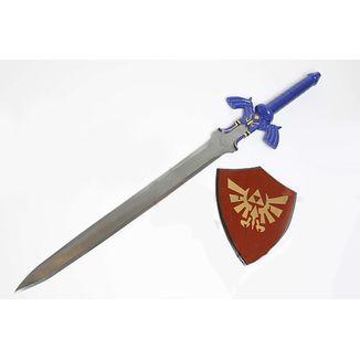 Replica Zelda - Espada Maestra Hyliana
