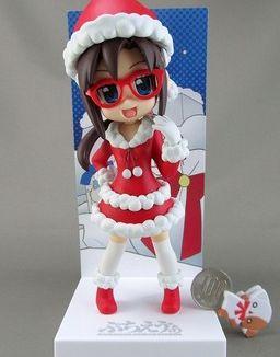 Evangelion - Mari Petit School Eva Figure