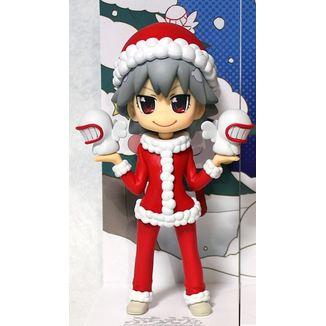 Evangelion - Kaworu Christmas Petit School Eva Figure