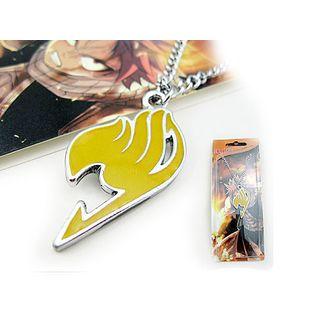 Colgante de Fairy Tail - Emblema amarillo