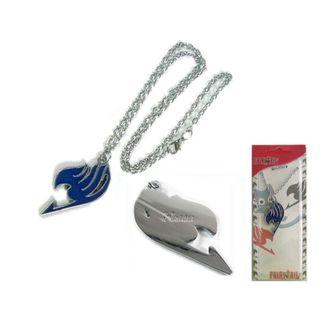 Colgante de Fairy Tail - Emblema azul