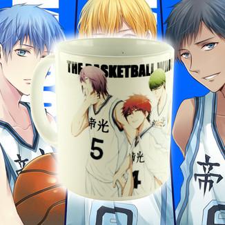 Taza Kuroko no Basket - Teikō