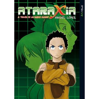 ATARAXIA #01 Manga Oficial Now Evolution