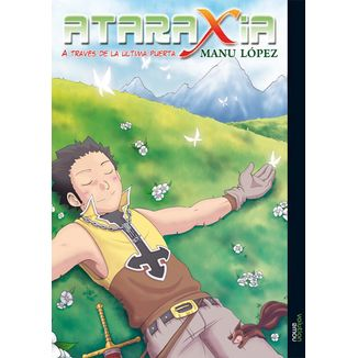 ATARAXIA #04 Manga Oficial Now Evolution