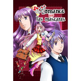 Romance bajo las máscaras Manga Oficial Now Evolution