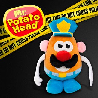 Plush Doll Mr. Potato Police Mr. Potato Head