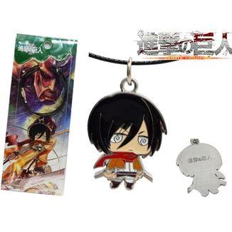 Necklace Shingeki no Kyojin - Mikasa