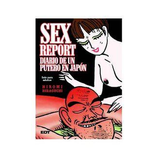 Sex Report: Diario de un putero en Japón (Spanish)