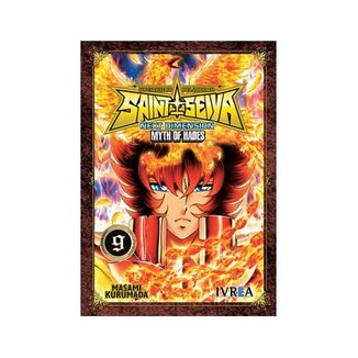 Saint Seiya: Next Dimension #09 Manga Oficial Ivrea