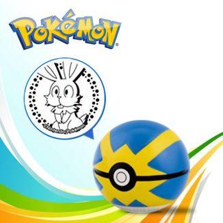 Sello Pokemon - Quick Ball - Bunnelby