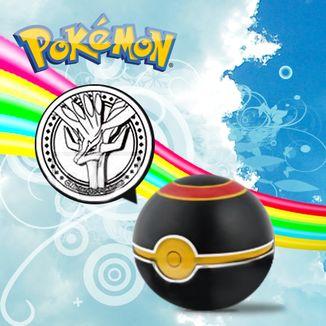 Sello Pokemon - Luxury Ball - Xerneas