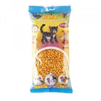 Bolsa de Hama midi marrón Winnie the pooh/Teddybear brown de 6000 piezas