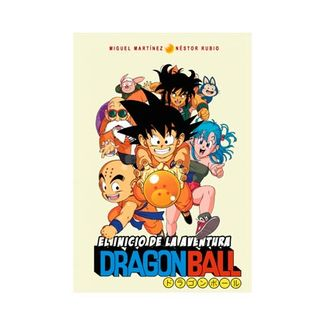 Dragon Ball: El inicio de la aventura (Spanish)