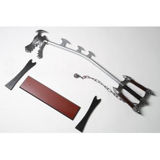 Replica Kingdom Hearts - Fatal Crest KeyBlade