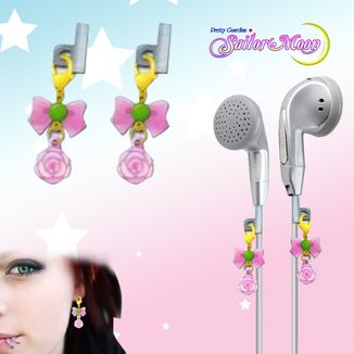Gashapon Sailor Moon Earphone Charms - Sailor Jupiter