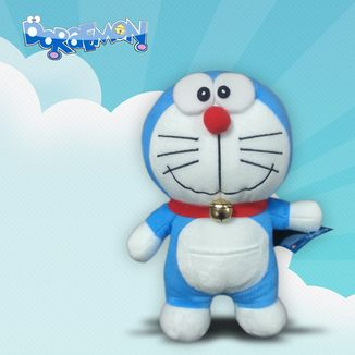Plush Doll Doraemon Sonrisa V2 (P) Doraemon