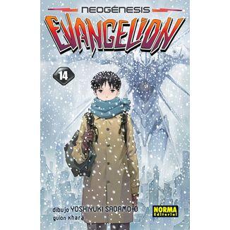 Neogénesis Evangelion #14 Manga Oficial Norma Editorial