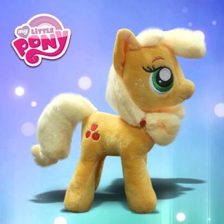 Plush Applejack V3 My Little Pony