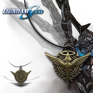 Necklace Gundam - Celestial Being