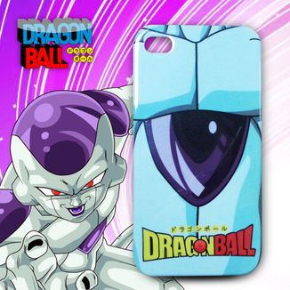 Carcasa Iphone 4G - Dragon Ball Freezer