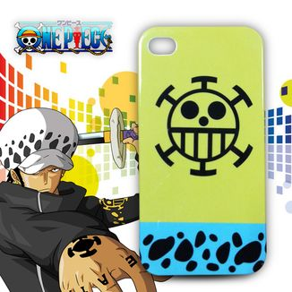 Carcasa Iphone 4G - One Piece Trafalgar