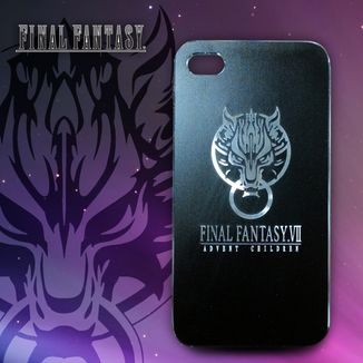 Carcasa Iphone 4G - Final Fantasy VII Advent Children